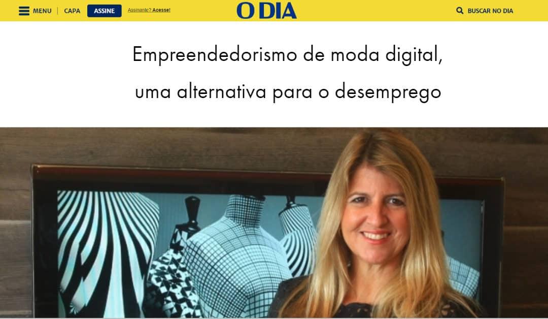 O DIA – Empreendedorismo digital, uma alternativa para o desemprego