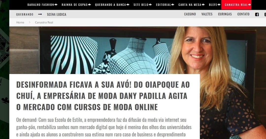 Do Oiapoque ao Chuí, empresária agita o mercado de moda on-line!