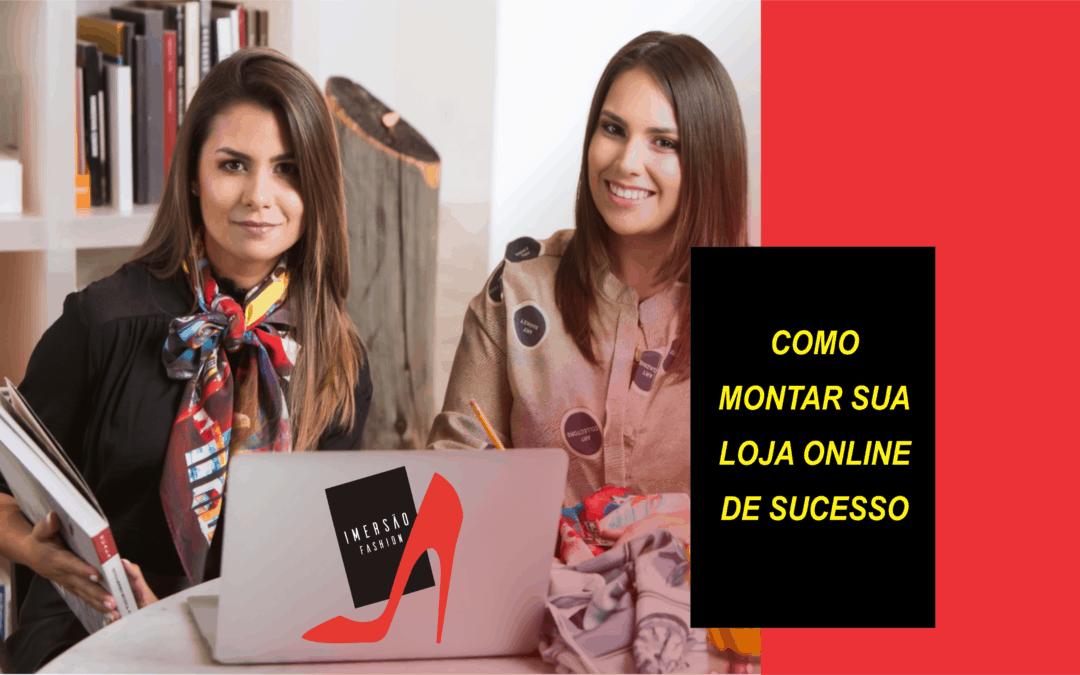 Como montar uma loja online de sucesso