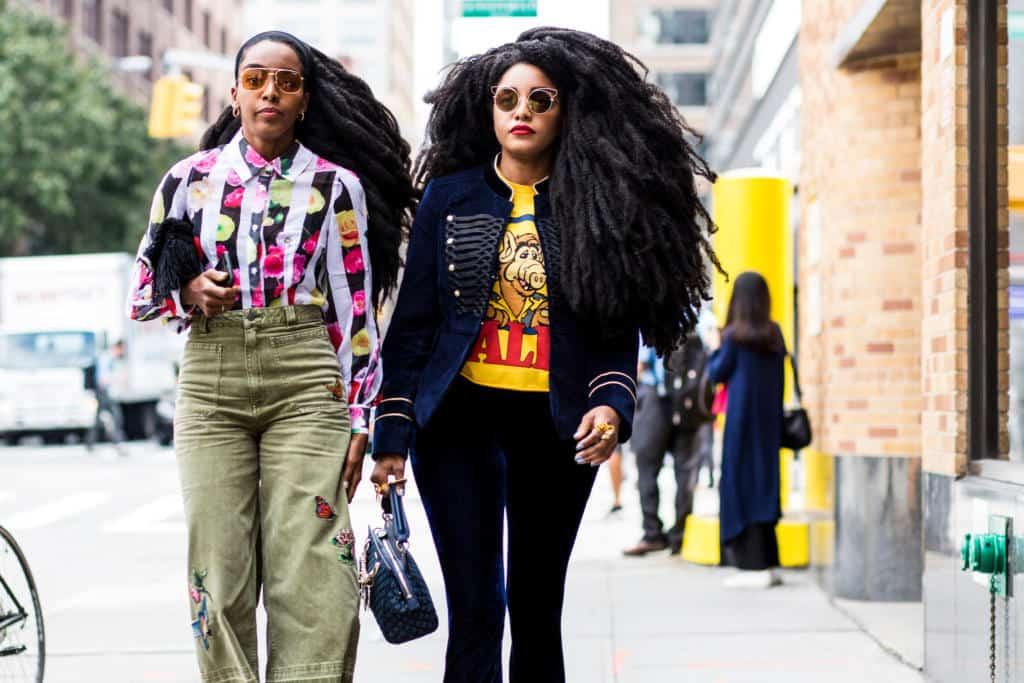 A moda da rua