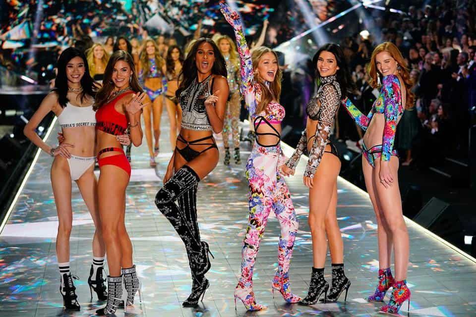 Desfile Victoria's Secret