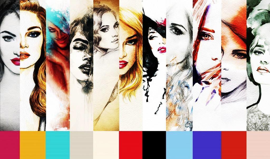 Artigo sobre cores