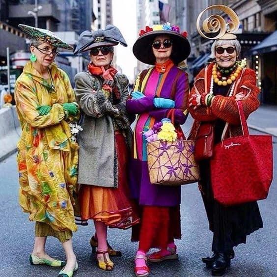 Moda para idosas