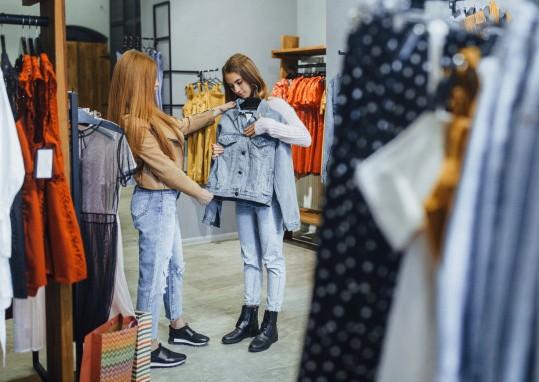Comércio de moda