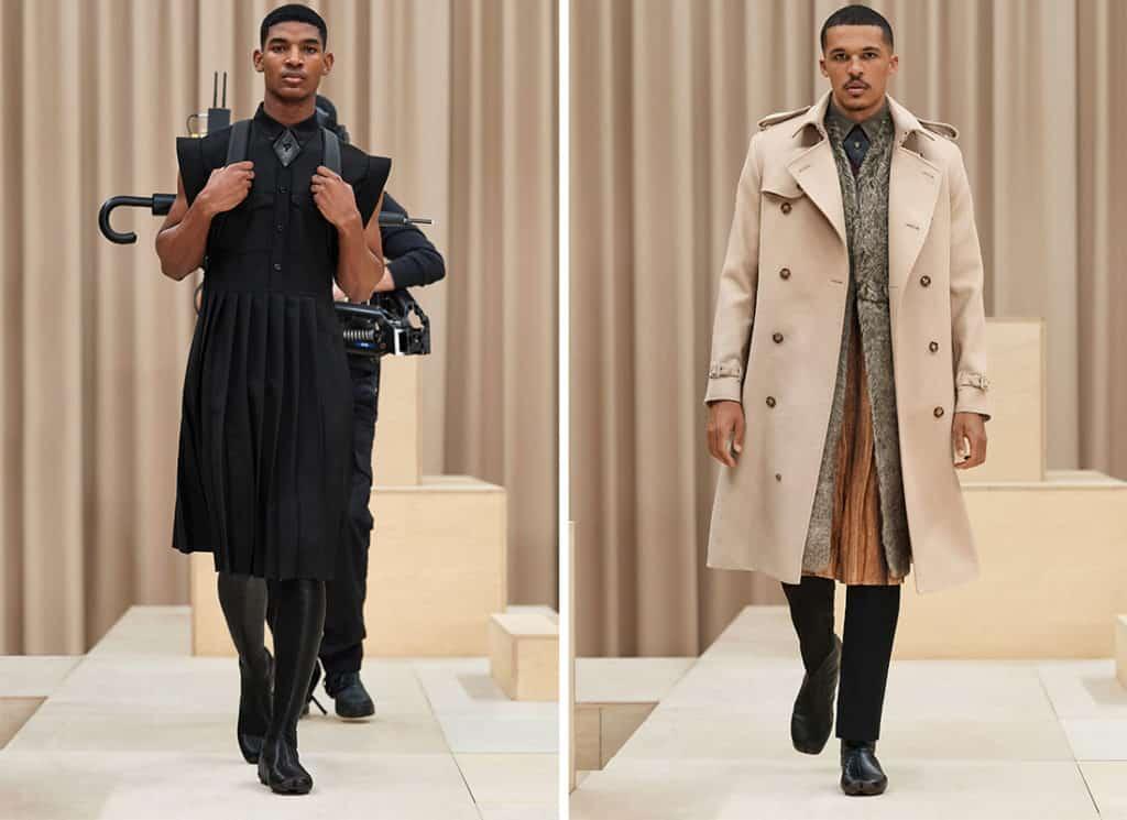 Semanas de moda internacionais