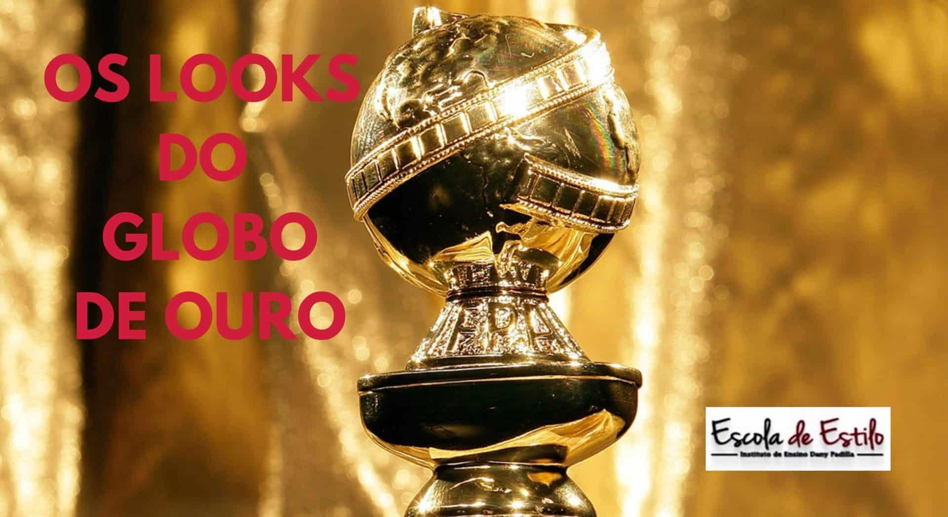 Capa Globo de Ouro