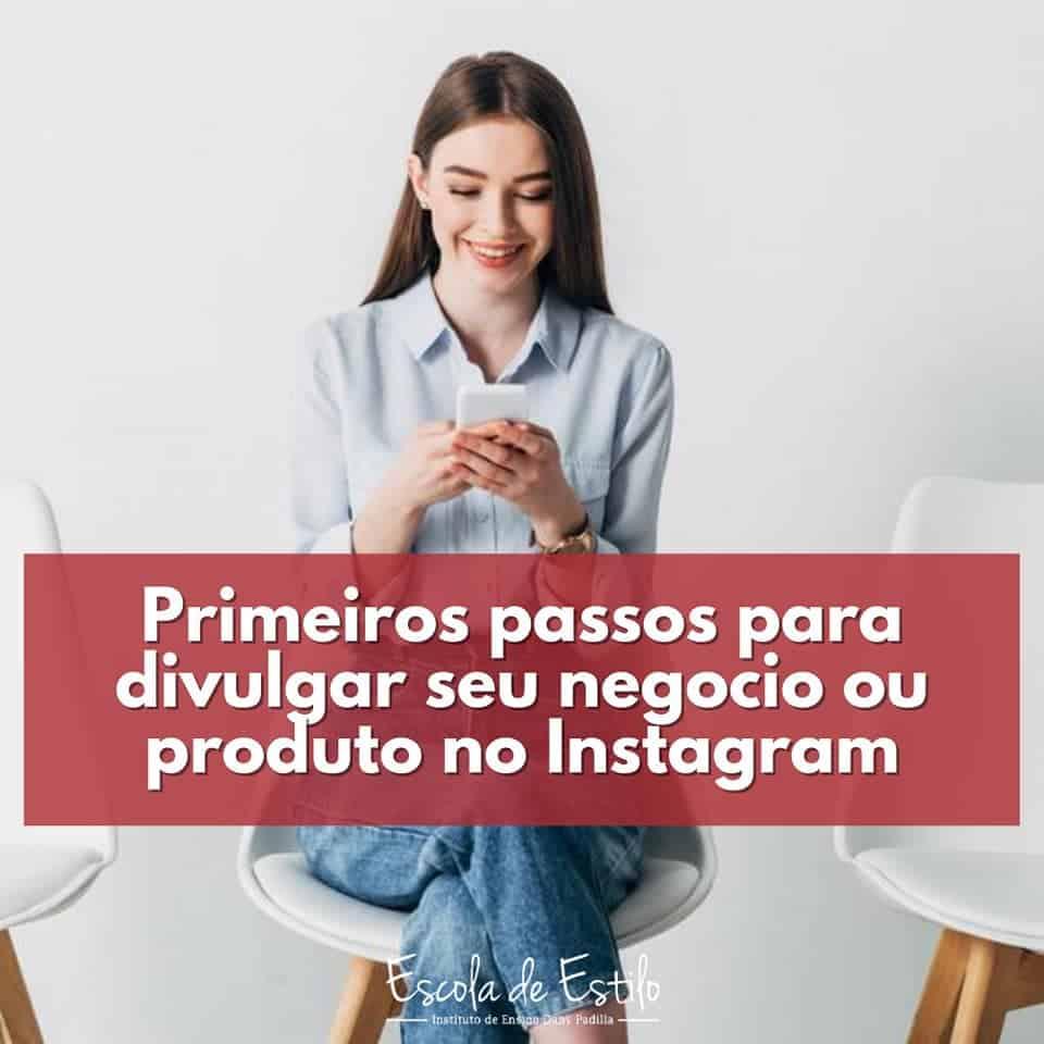 Divulgar seu negócio no instagram