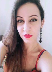 Aluna Bianca Ribeiro