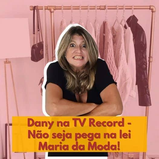 Capa Dany Padilla