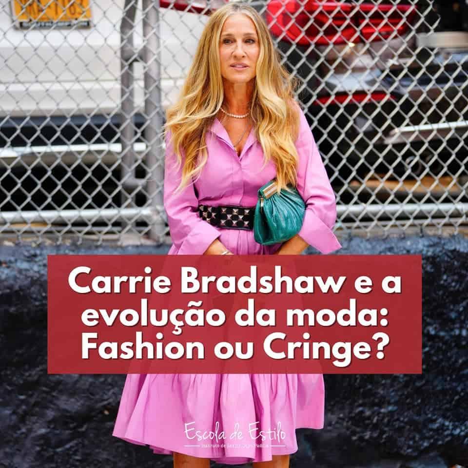 Carrie e a evolução da moda