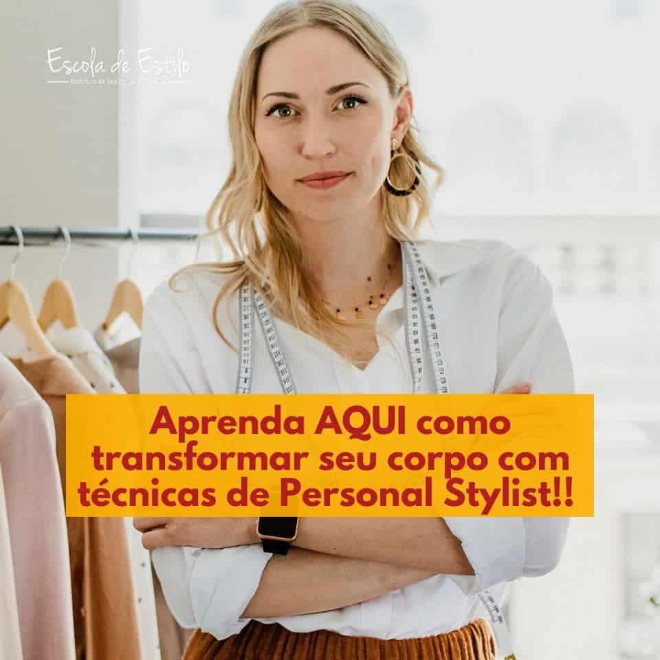 técnicas de personal stylist
